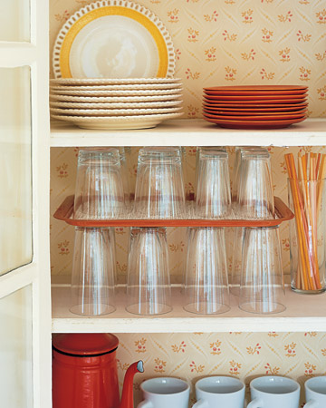 tray divider Edit and Declutter Your Kitchen