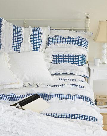 bedspread by in