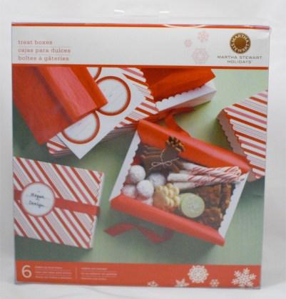martha stewart food gift boxes Valentines Truffles