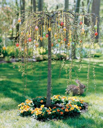 marthas egg tree Easter Egg Trees