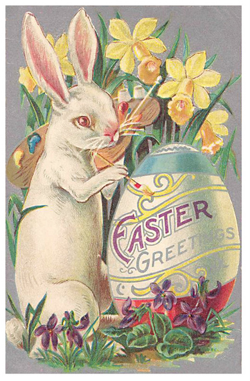 e 65 Vintage Easter Downloads