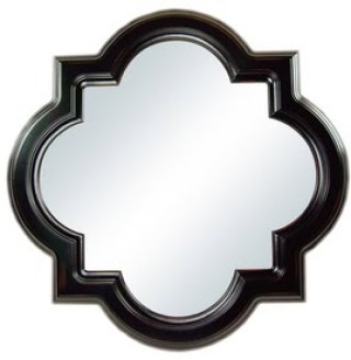 quatrefoil mirror from lowes Get Lucky with a Little Quatrefoil