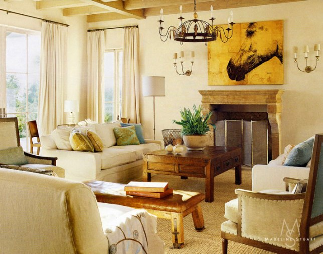 MadelineStuart living room design Why The Decorologist Says No to the Sofa & Loveseat Combo