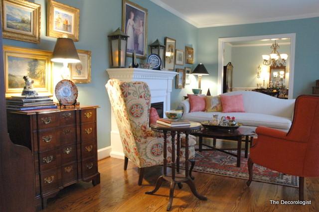 DSC 2501 Interior Design for a Nashville Living Room and a Few Designer Secrets for You!