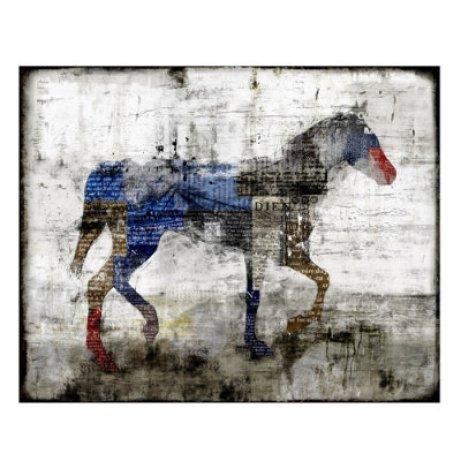 ballard horse art Galloping into a Home Near You   The Horse Trend