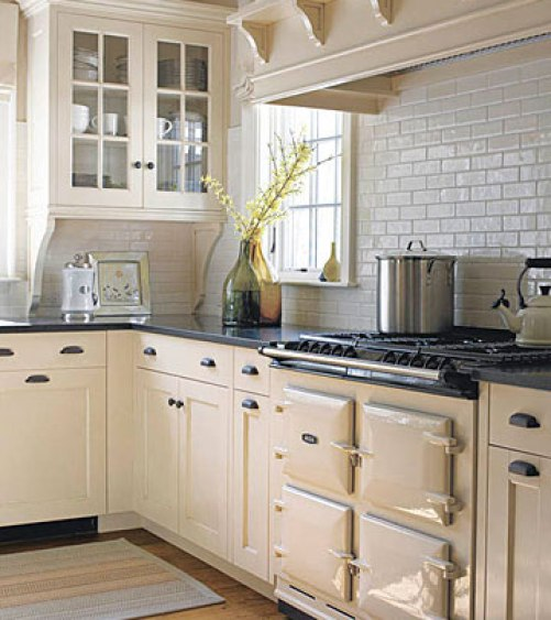 susan tully white kitchen via hb Why White Kitchen Cabinets are The Right Choice