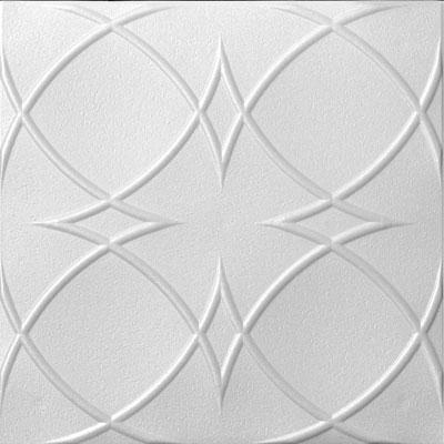R 82 Styrofoam Glue Up Ceiling Tiles  13888 zoom Solution for Popcorn Ceilings!