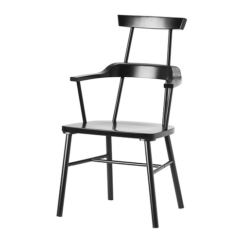 ikea ps chair with armrests high back  0140833 PE300831 S4 My Top Picks for High Style Dining Chairs on an IKEA Budget