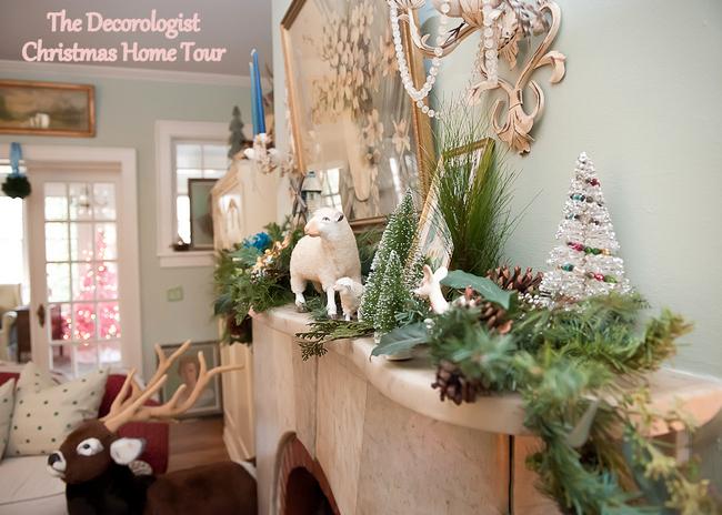 decorologist christmas home tour