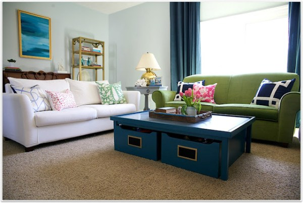 livingroom4 600x403 Paint Color Trends 2014   Color Experts Weigh In