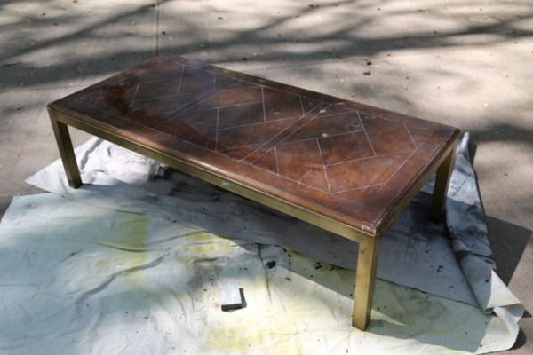 7O3A6723 600x400 To Paint or Not to Paint?  Allisons Coffee Table