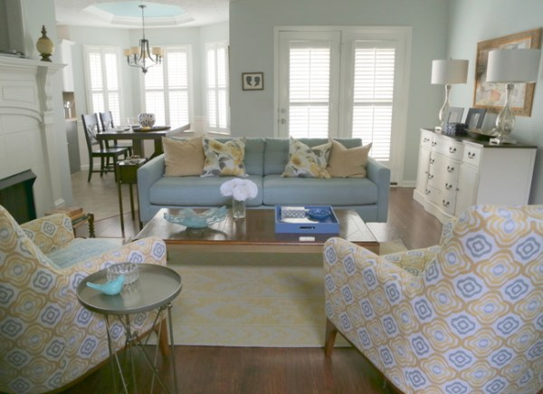7O3A6906 600x435 Allisons Living Room & Kitchen Makeover   The Final Reveal
