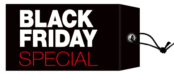 black friday 600x256 Black Friday with The Decorologist