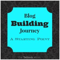 Blog Building Journey: A Starting Point
