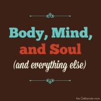 Body, Mind, and Soul: November 2014