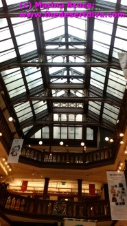 the roof of Jenner's