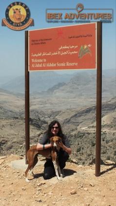 Jebel Akhdar National Park