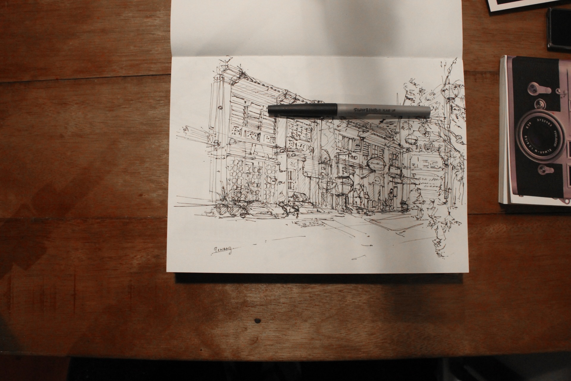 penang-chinatown-theDesignSketchbook
