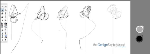 Doodle-storm-earphone-design-sketching-b