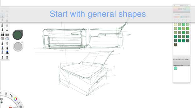 Draw my house-the design sketchbook Industrial design sketching c