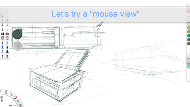 Draw my house-the design sketchbook Industrial design sketching e
