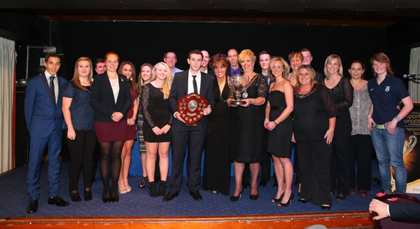 Overall Sports Personality 2013, Teignbridge Devon Games To Inspire 2013 Team Managers/VolunteersCourtesy of Phil Mingo/Pinnacle