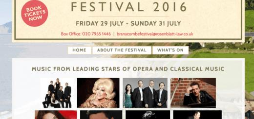 Branscombe festival