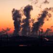 Bluthochdruck und Verschmutzung