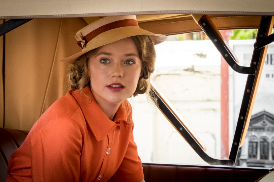 Alice Whelan played by Jemima West