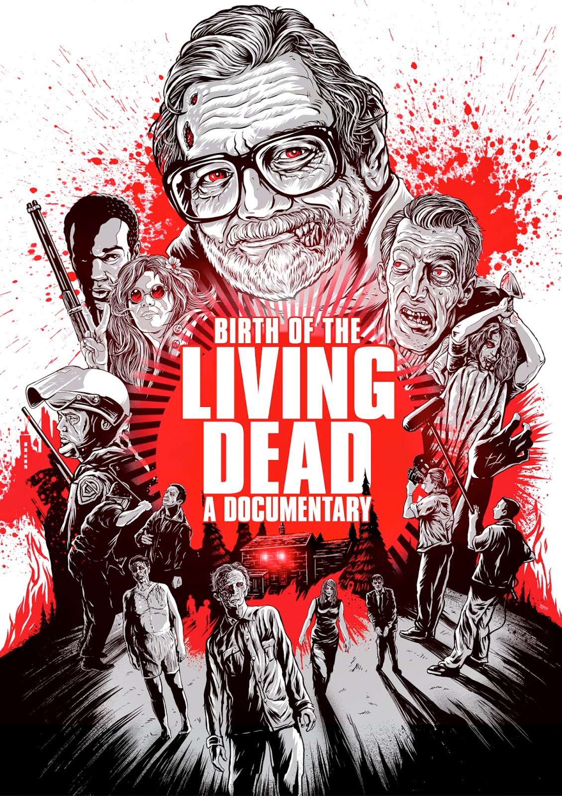 Poster do filme Year of the Living Dead
