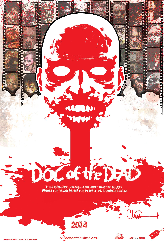 Poster do filme Doc of the Dead