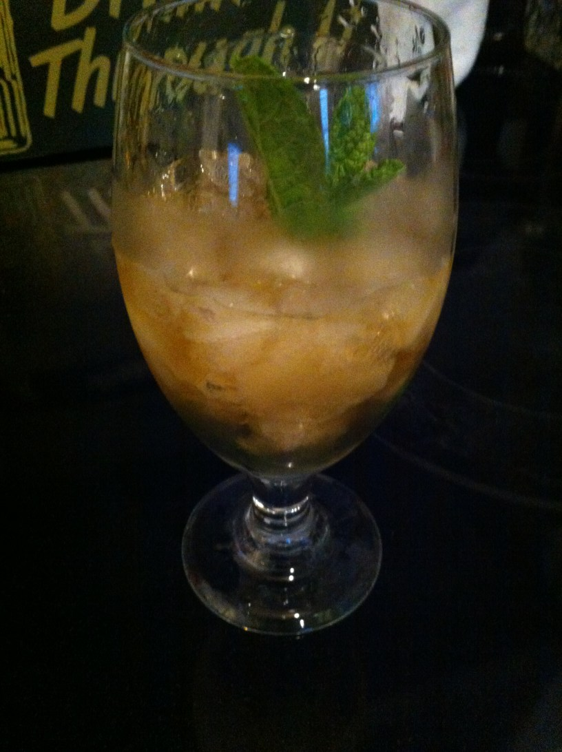 """The twisted classic - """"Elevated"""" with Cognac"""