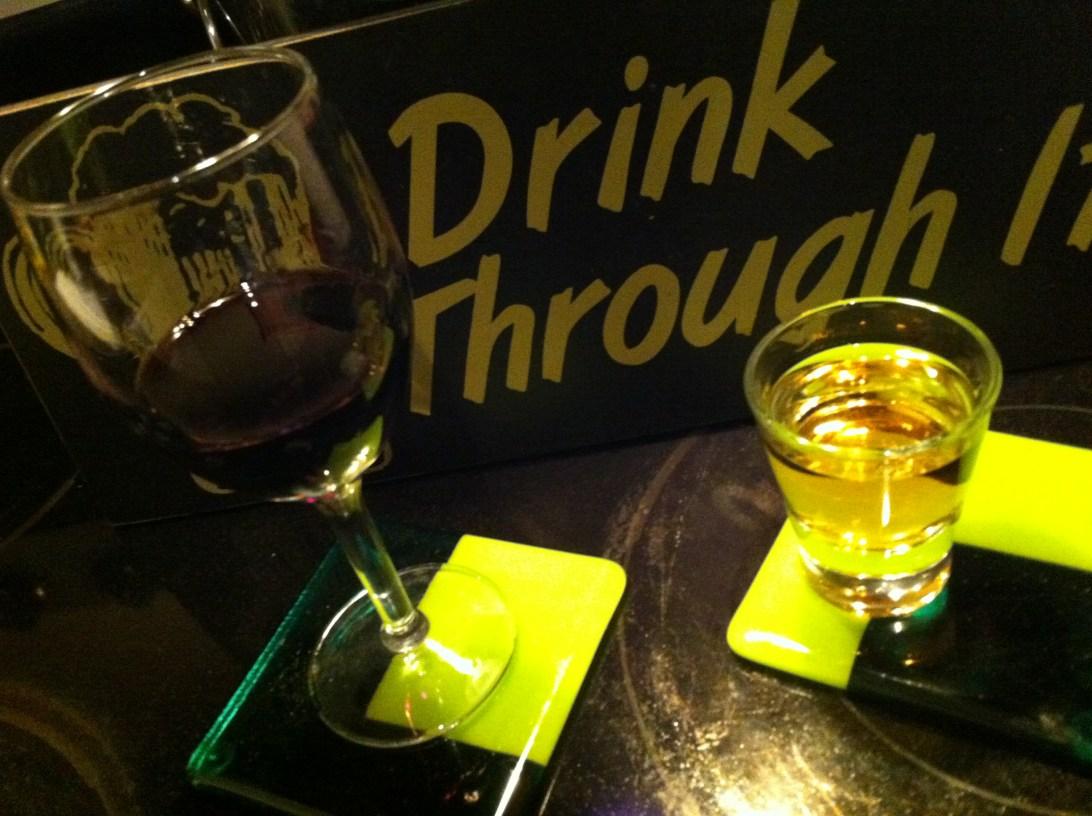 Slivovitz vs Argentine wine
