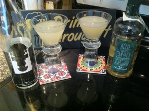 NYC Bartender take on Pisco Sour