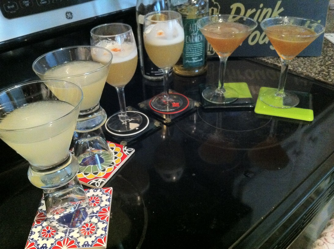 All the Pisco Sours bringing the Pisco Power