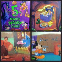 5 Minute Spooky Stories