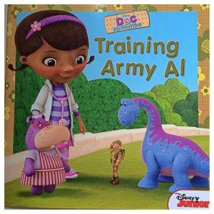 Training Army Al - Doc McStuffins