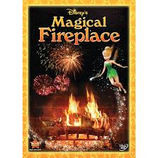 magical fireplace