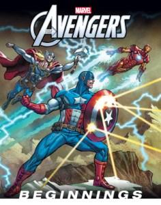 Marvel Avengers Beginnings
