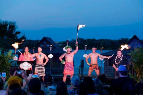 Disney's Polynesian Villas & Bungalows Grand Opens