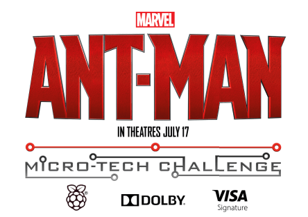 AntMan MicroTech Challenge