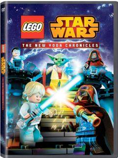 Lego Star Wars The New Yoda Chronicles DVD