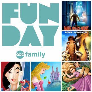 ABC Family Funday - November 2015