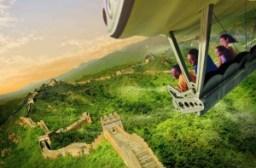 Great Wall Soarin Epcot