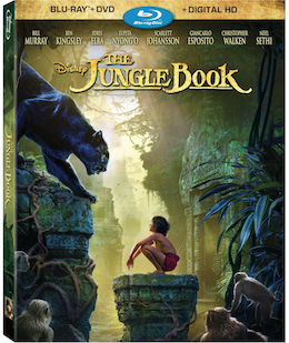 Jungle Book DVD BluRay