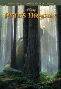 Pete's Dragon Junior Novel