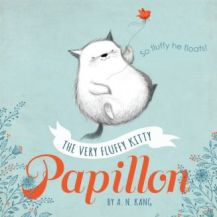 Papillon: The Very Fluffy Kitty