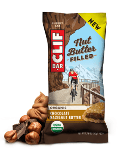 Chocolate Hazelnut Butter CLIF® Nut Butter Filled energy bar