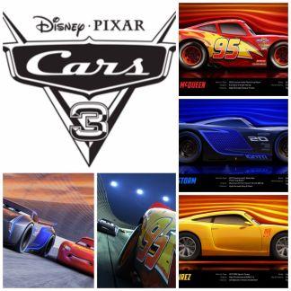Cars 3 Meet the Cast