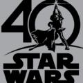 Star Wars 40th Anniversary Logo